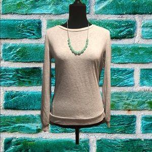 Women's LOFT long sleeve shirt or sweatshirt